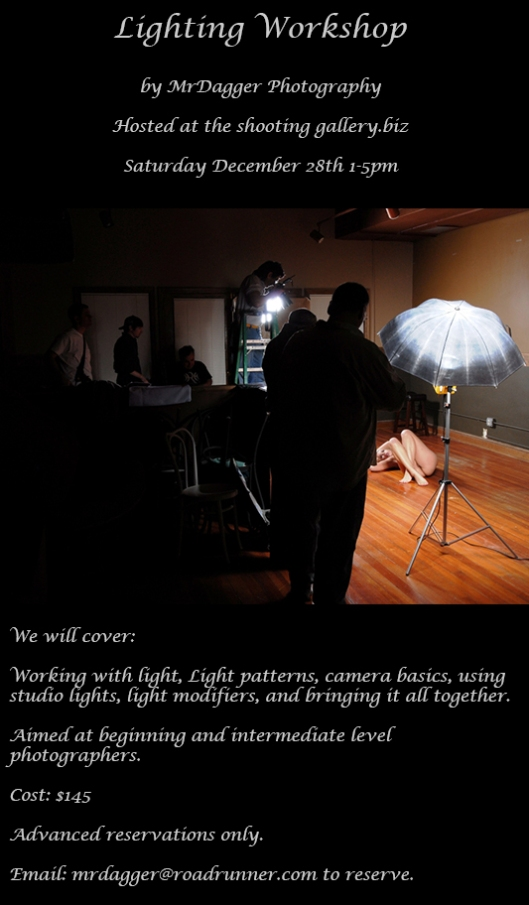 2013 Lighting Workshop Flyer @150DPI